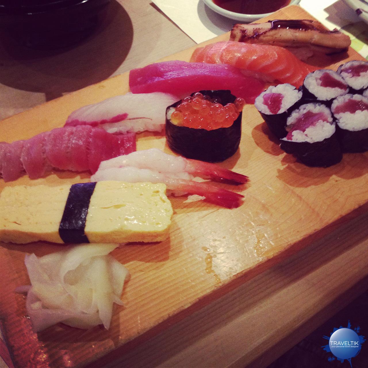 Giappone E Cucina Giapponese Non Solo Sushi Traveltik The Blog