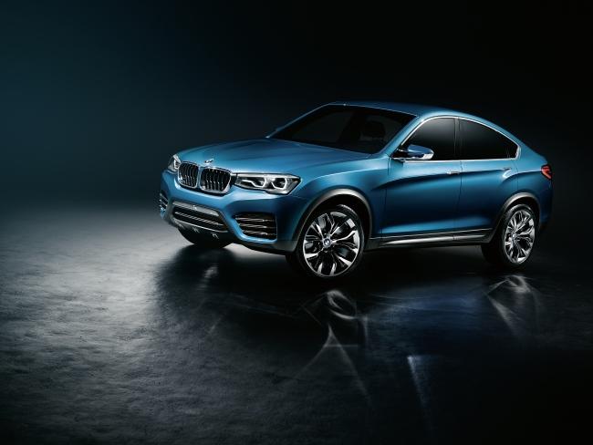 2014 BMW Concept X4