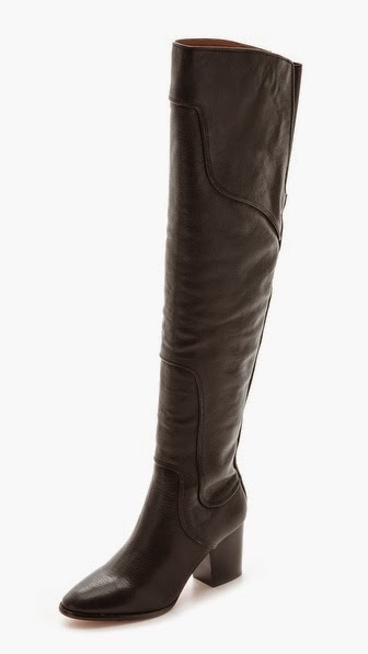 Blessing over the knee boots by Rebecca Minkoff