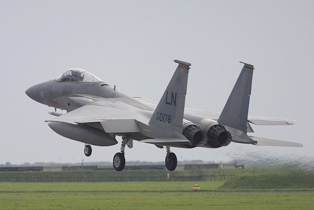 F-15C Strike Eagle