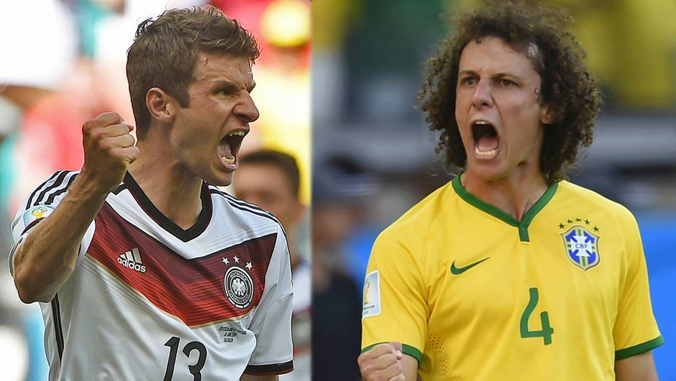 Hoy Juega Brasil vs Alemania Semifinal 1