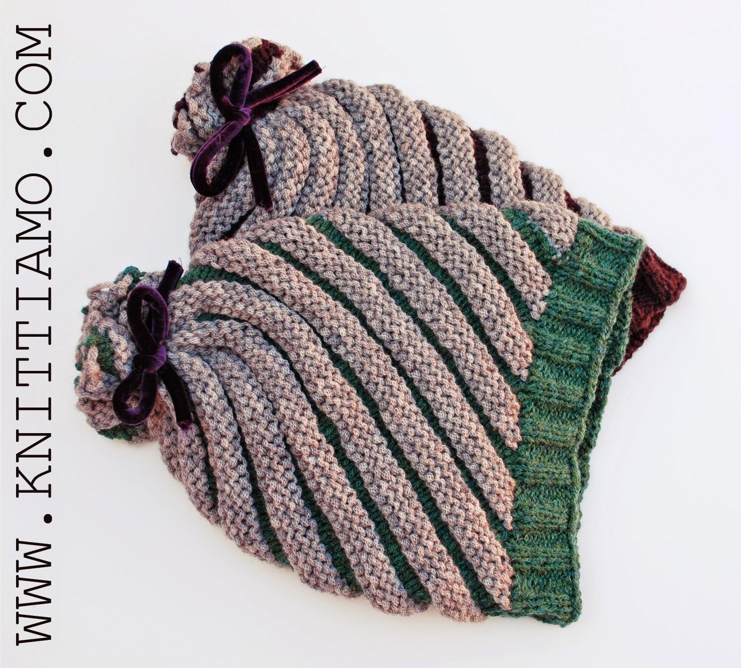 vendita cappelli in lana