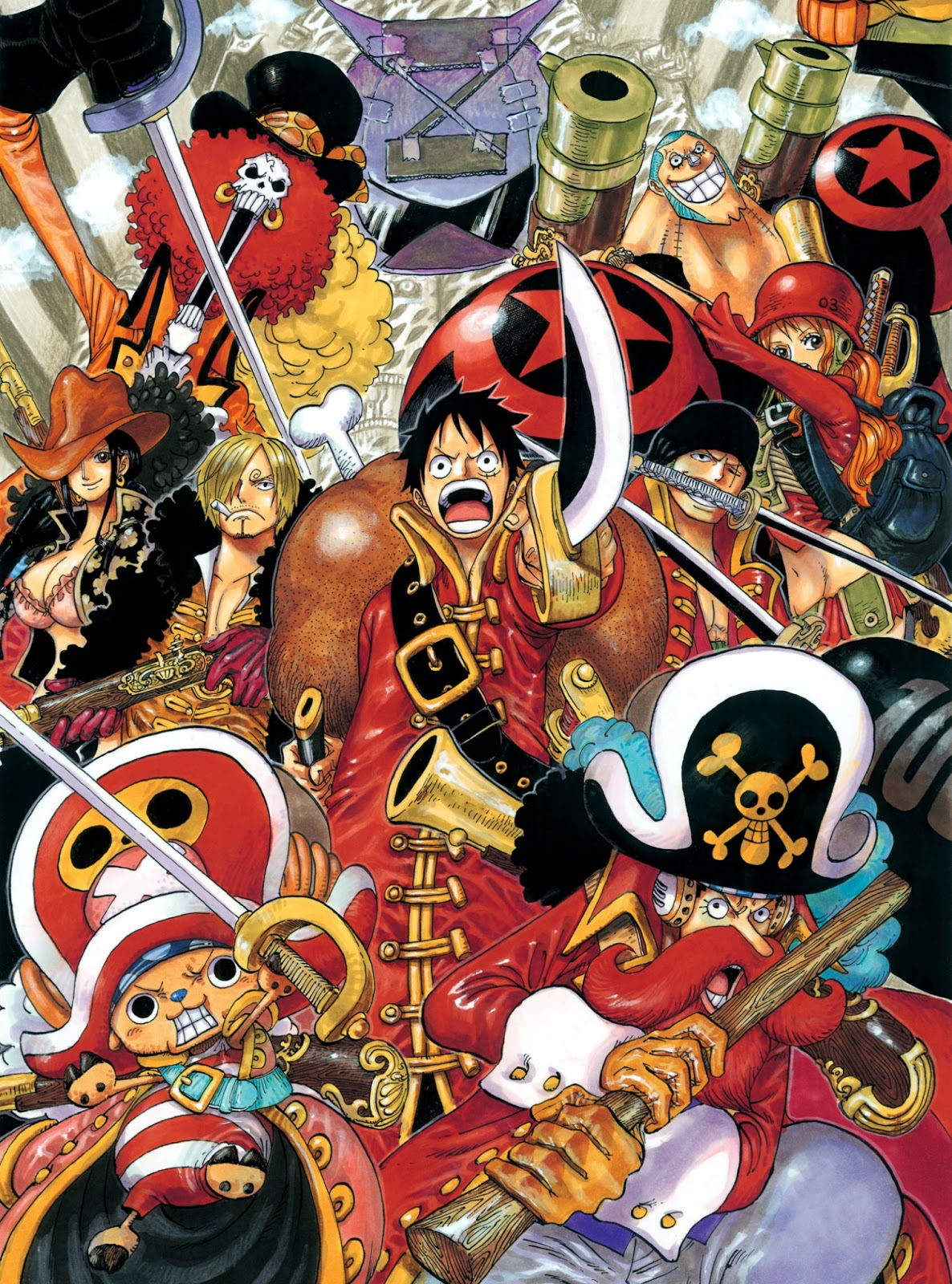 Free Download One Piece Movie 12 Subtitle Indonesia