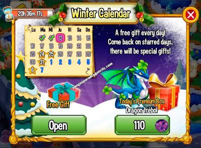 imagen del premium box del dragon trebol