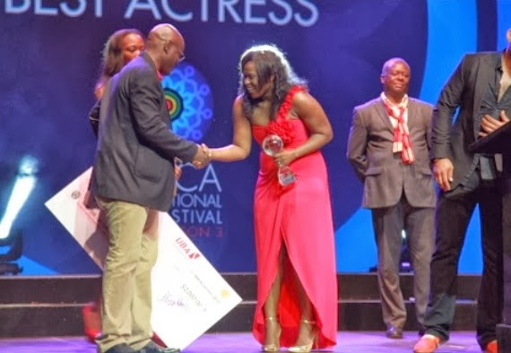 uche jombo best actress award 2013