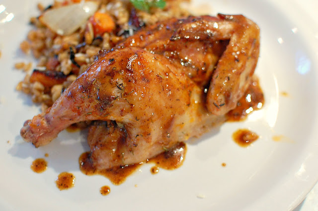 how to cook cornish hens on stove top