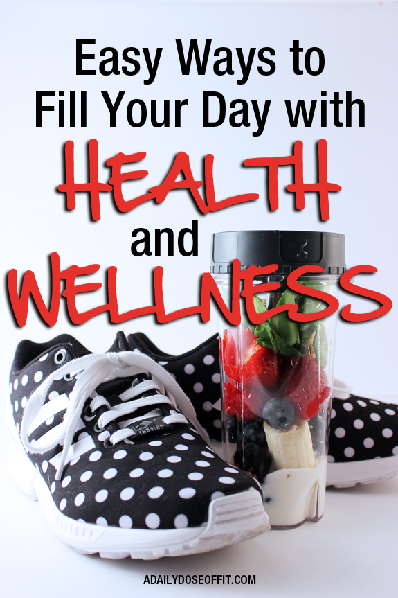Good health is about diet and exercise...and living a healthy, wellness-based life. Here are some tips to stay healthy.