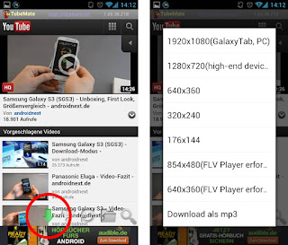download youtube for android 4.2.1