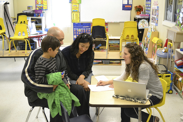 The Importance of Building Parent-Teacher Relationships