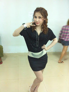 Sasa Town facebook girl