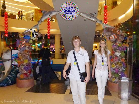 Entrance to Siam Ocean World