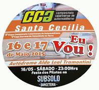 Próxima etapa Catarinense - 16 e 17/05