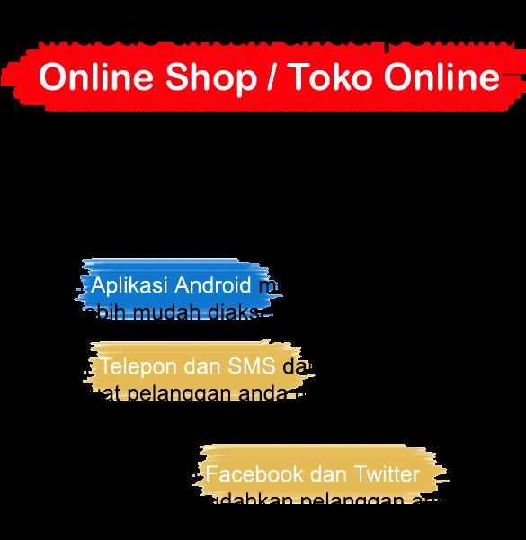 aplikasi android toko online