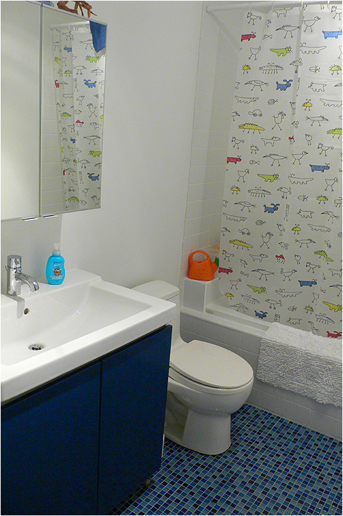 Creative Kids Bathroom Ideas Adequate Furniture