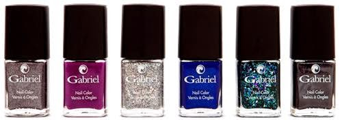 The Brooke Anderson by Gabriel Cosmetics Nail Collection