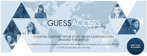 GUESS ACCESS EXCLUSIVE BLOG
