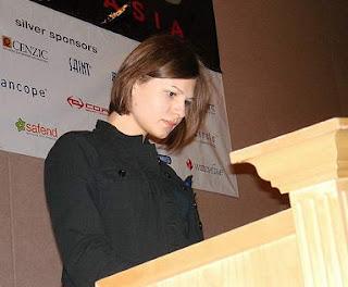 Joanna Rutkowska Hacker Female Wanita