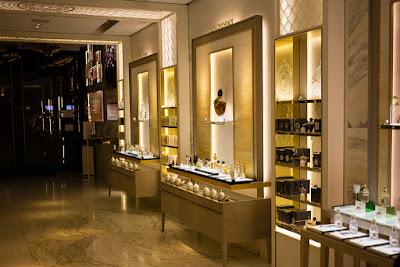 Inside the Guerlain flagship store