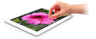 Apple's New iPad HD - ipad Hero