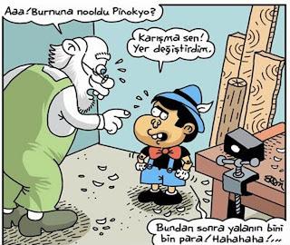 Hayvan karikatürler