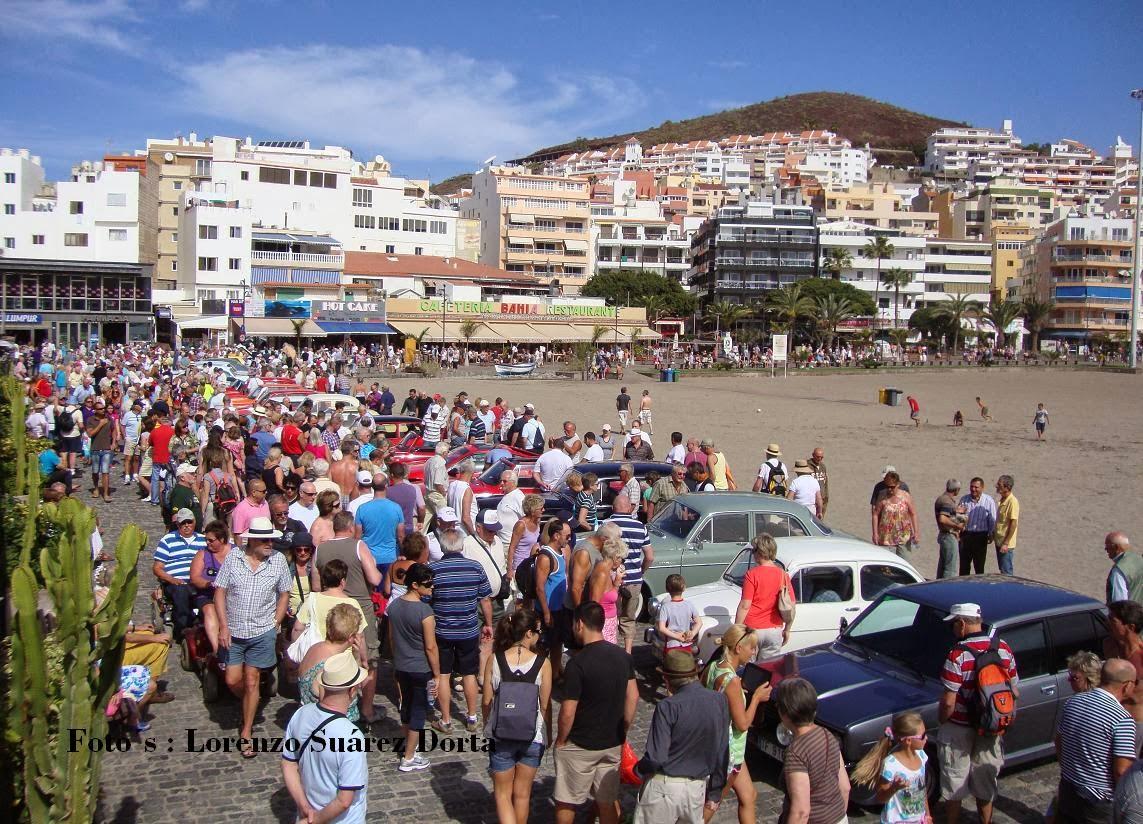 A v a c arona tenerife sur avac en los carnavales de for Piscina municipal los cristianos