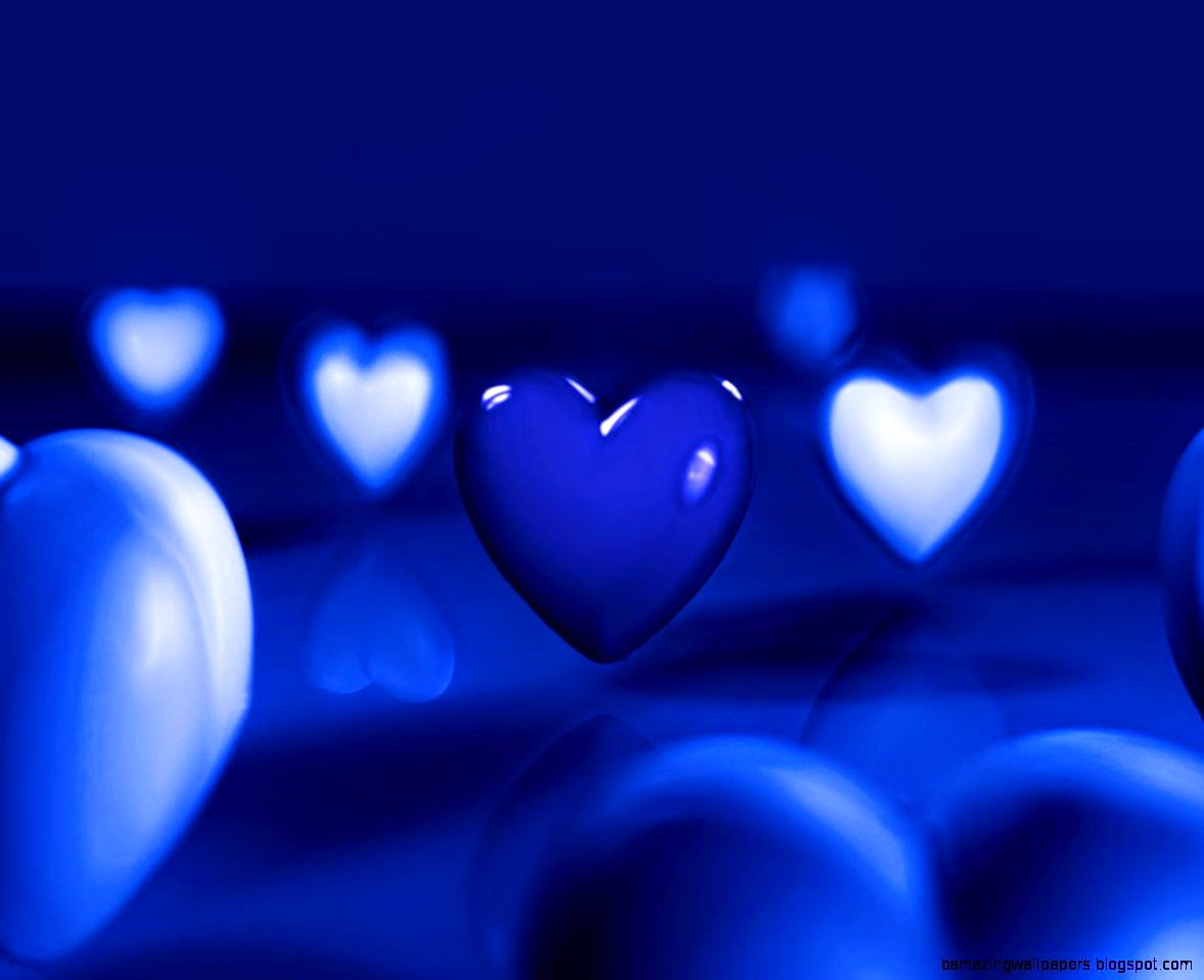 blue hearts by ilnanny on DeviantArt