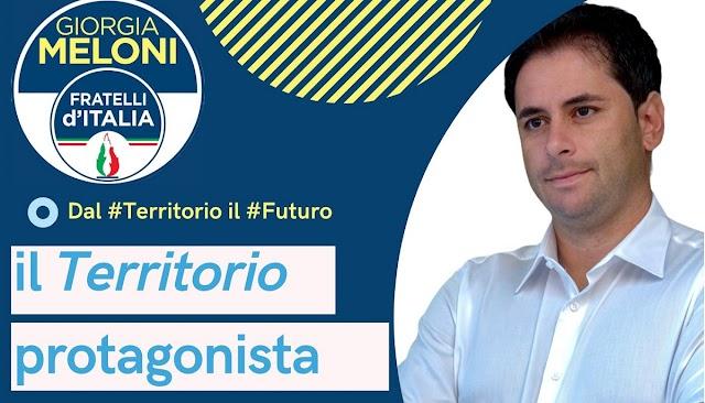 Oggi alle 18 iniziativa pubblica con l'on. Wanda Ferro - organizzata dal candidato di Fdi Antonio Montuoro a Catanzaro