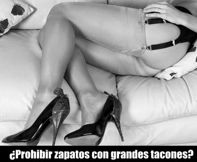 prohibir-tacones-altos-mujer