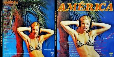 América A Frequência do Sucesso Vol.6 CD 2014