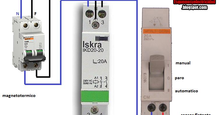 Electrical Diagrams  Phase Motor Pump