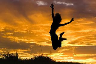 menghilangkan rasa lelah dengan berpikir positif
