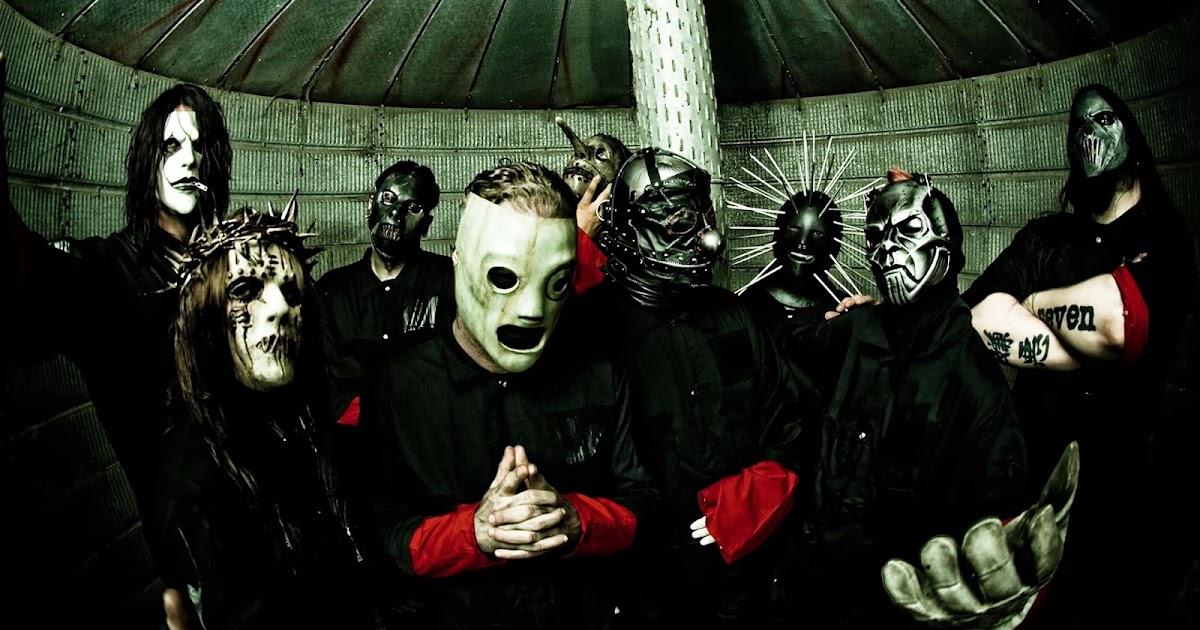 KUMPULAN NAMA BAND ROCK METAL: Slipknot Mulai