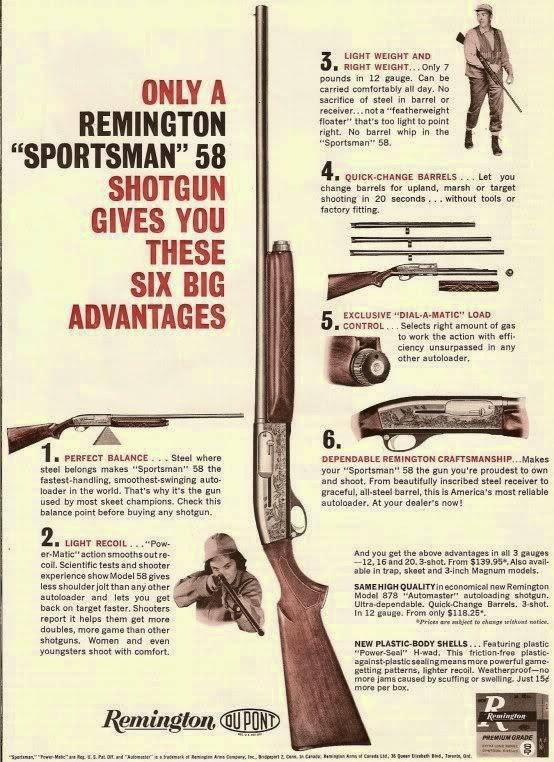 remington sportsman shotgun serial numbers