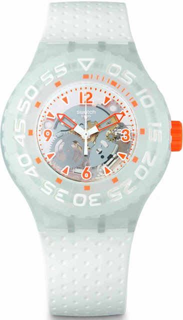 Swatch Scuba Libre CLOWNFISH Price Rs 4580