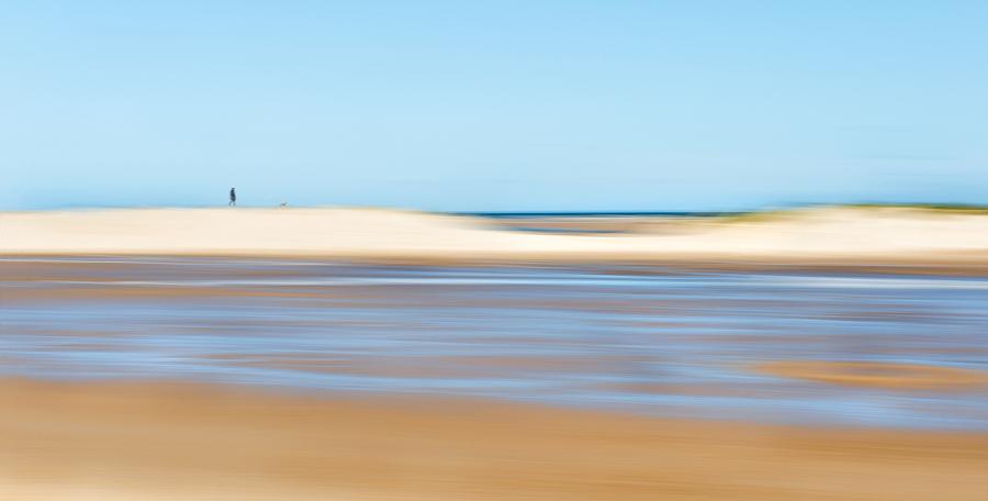 A walk on Holkham Beach