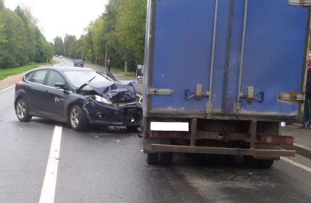 119 ДТП, шестеро пострадали Сергиев Посад