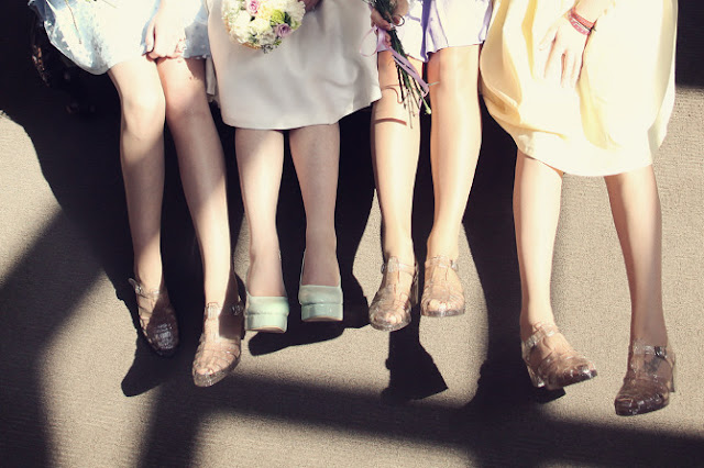 melbourne bridesmaids shoes