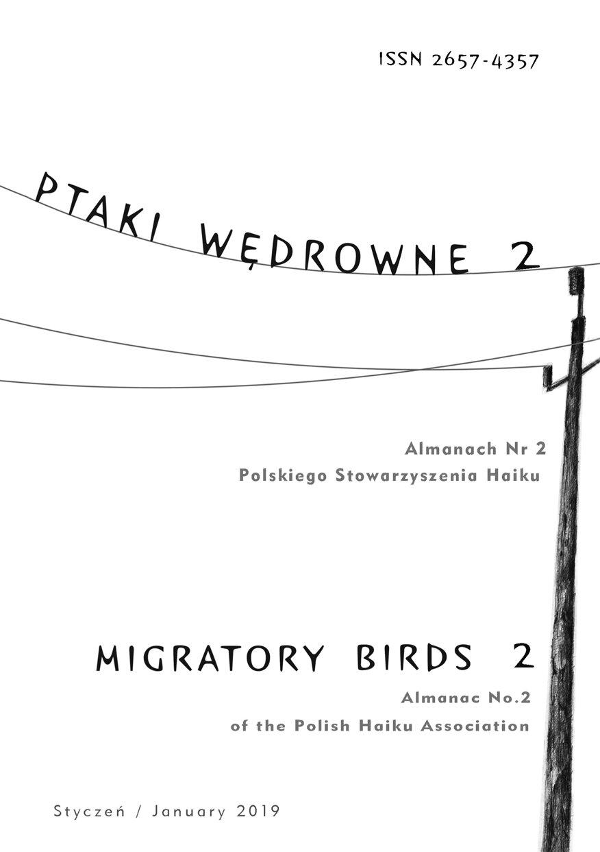 Ptaki wędrowne 2 - Almanach nr 2 Polskiego Stowarzyszenia Haiku