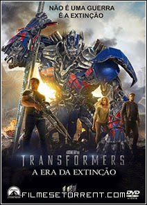 Transformers - A Era da Extinção Torrent Dual Audio