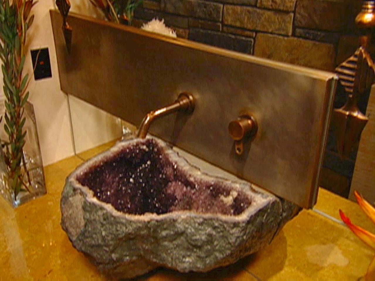 decoracao de interiores cozinha rustica:de materiais e design para criar aquele lavabo de cair o queixo ou uma