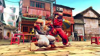 #33 Street Fighter Wallpaper