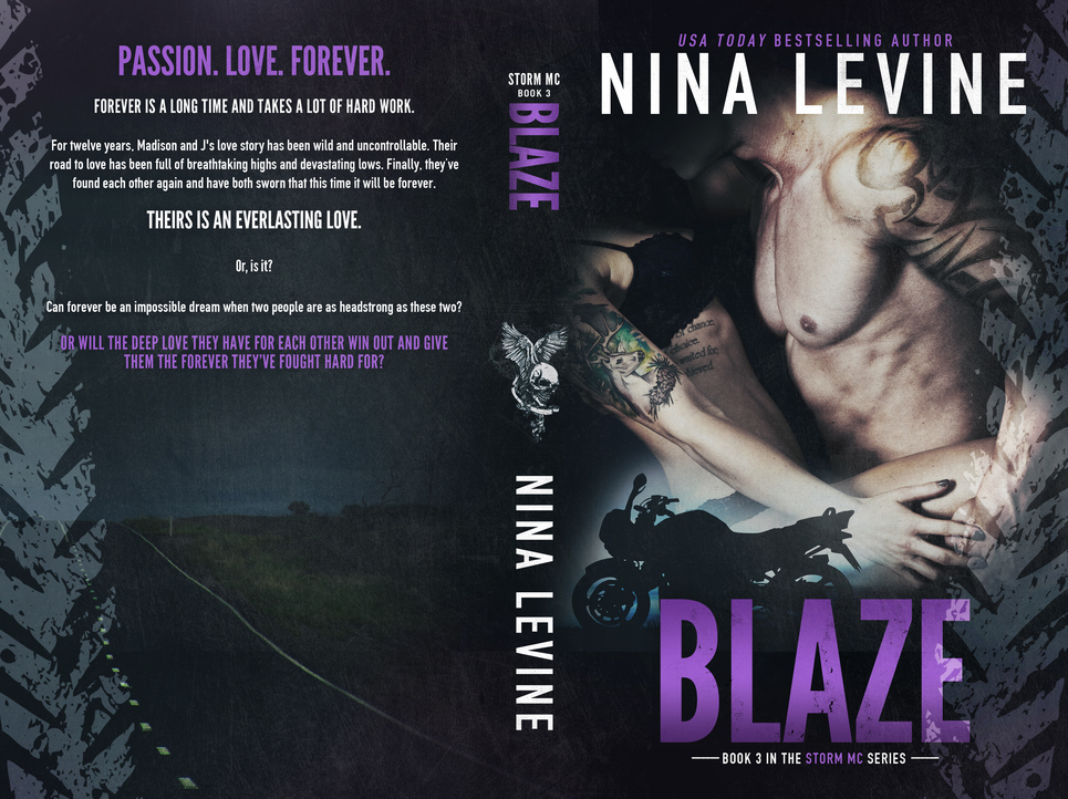 Cover Re Reveal Storm Mc Series By Nina Levine Drc Promotions
