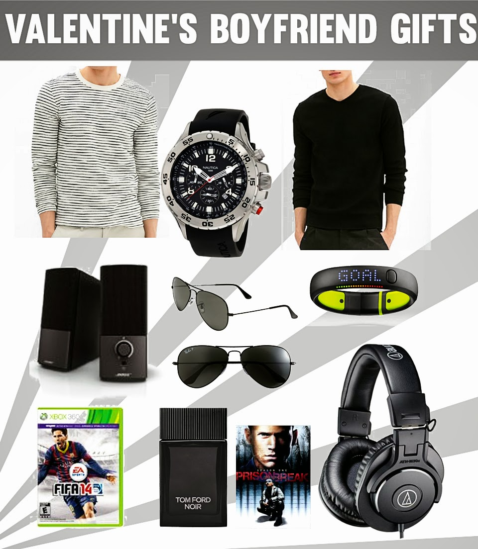 easy valentine's gifts for your boyfriend