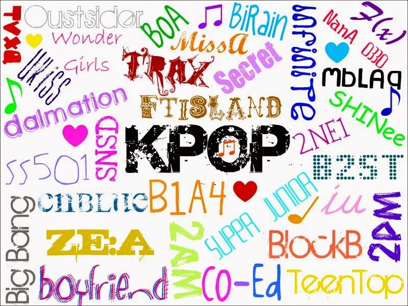 Budaya K-Pop