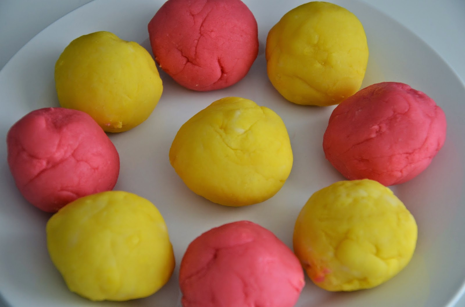 recipe for kids: playdough