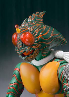 S.H. Figuarts Kamen Rider Amazon