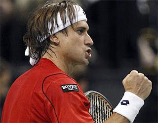 Copa Davis: España jugará contra Francia tras ganar David Ferrer a Fish