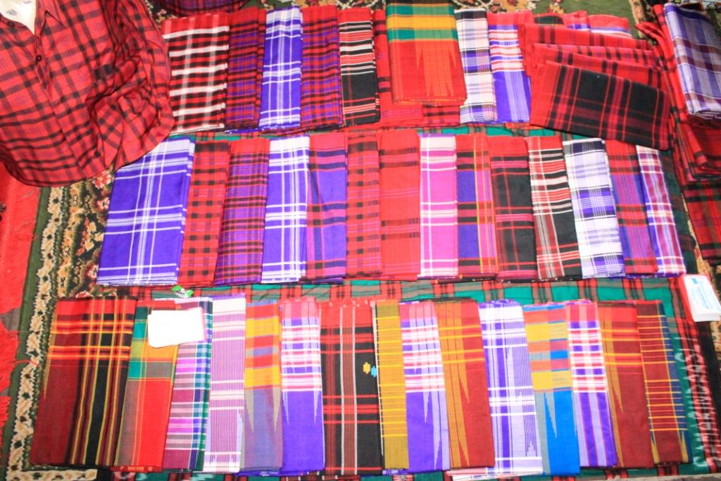 Sarung Tenun Samarinda Galeri Proses Pembuatan Sarung