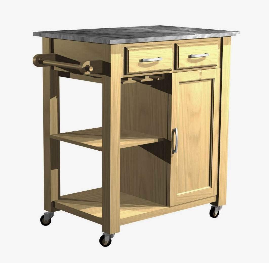 f one s dining kitchen cart server