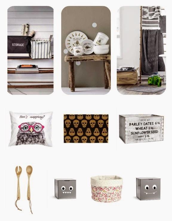 La colección para la casa de H&M HOME ya se vende online. Descúbrela!